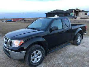 2010 Nissan Frontier Supercab Pickup Truck