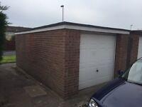 Garage space including garage for sale
