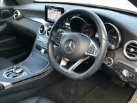 2017 Mercedes-Benz C-CLASS C 220 d AMG Line Saloon Auto Saloon Diesel Automatic