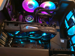 High end Gaming/streaming pc