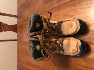 Boys winter Timberland boots