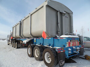 2011 K-LINE OFF ROAD COAL HAULER SIDE DUMP AT WWW.KNULLENT.COM Edmonton Edmonton Area image 5