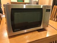 Microwave Oven - 4 months old - Panasonic NN-ST479S
