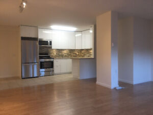 Large open area 1 Bdrm May 1st, Near VGH, Seawall, Canada Line,