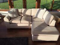 Corner Sofa & Snuggle Seat