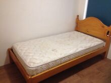 3 beds for sale. $200 king/ car bed/pine bed/loft bed $150 each Wellard Kwinana Area Preview