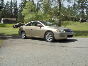2003 HONDA COUPE EXCELL. CONDITION NEW MVI
