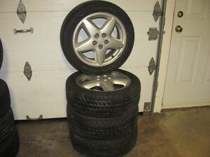 GREAT CONDITION MAGS/TIRES FOR CAVALIER/SUNFIRE ETC