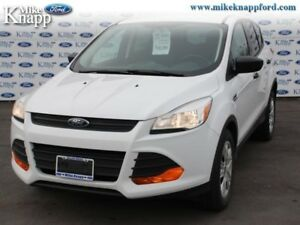 2014 Ford Escape S  -  Power Windows