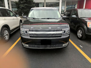 2013 Ford Flex Limited Sedan