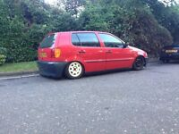 Modified Volkswagen polo 6n LOW MILEAGE!!