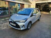 2014 (64) Toyota Yaris 1.33 VVT-i (99bhp) CVT Icon