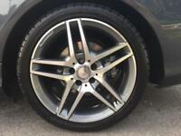 2014 MERCEDES BENZ E CLASS 2.1 E220 CDI AMG Sport 7G Tronic Plus 2dr Auto