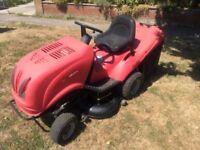 Mountfield ride on mower sit on mower