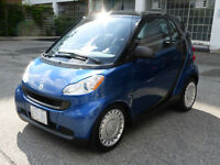 2008 Smart Fortwo Pure Coupe