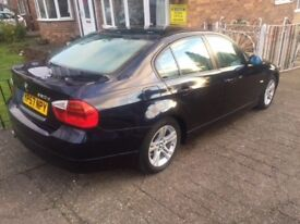 BMW 320D SE FSH VERY LOW MILAGE HPI CLEAR
