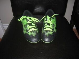 adidas cleats in size 2