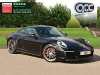2016 Porsche 911 CARRERA 4S PDK Semi Auto Coupe Petrol Automatic