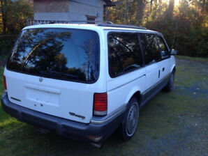 1992 Plymouth Grand Voyager 3.3L V6