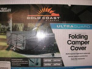 RV 8-10-Feet Ultra Guard Pop-Up Camper Cover, 46-Inch H x 87-Inc