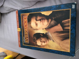 The Complete 1 First Season EVERWOOD DVD Set