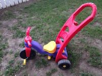 Fisher price tricycle/rocker