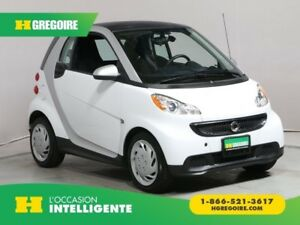 2015 Smart Fortwo PURE AUTO A/C CUIR