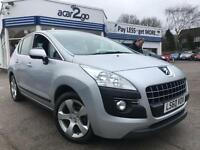2010 Peugeot 3008 SPORT HDI Manual Hatchback