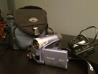 Panasonic 800 digital zoom video recorder. 20x optical zoom.