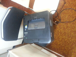 Barely used,Brother L2360DW Wireless Laser Printer