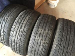 195/65R15 Dunlop SP Sport 5000