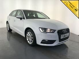 2014 64 AUDI A3 SE TDI DIESEL 1 OWNER AUDI SERVICE HISTORY FINANCE PX WELCOME