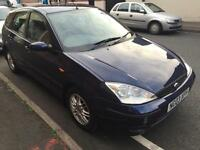 FORD FOCUS 1.6i LX > THIS WEEKS BARGAIN £599<LONG MOT..FSH..LOOKS+DRIVES GOOD