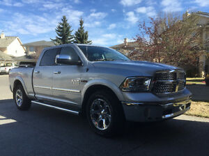2015 Dodge Ram Laramie ECOdiesel - 5 Year EXT Warranty/LOW KM'S