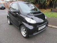 2009 SMART FORTWO 1.0 PURE PETROL AUTOMATIC