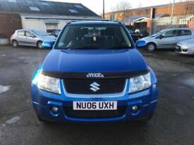 Suzuki Grand Vitara 1.6 VVT + * 2006 * Only 79K * Feb 19 Mot * FSH *