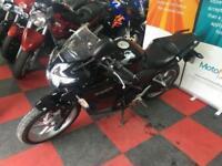 2011 HONDA CBR250 CBR 250 RA B SPORTS BIKE