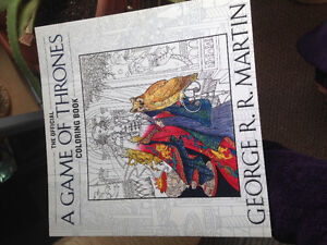 Game of thrones colouring book London Ontario image 1