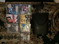 PS3 500 GB good condition comes with 7 games and One controller and all the cables
