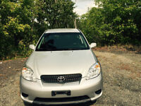 2008 Toyota Matrix Certified & warrenty Hatchback