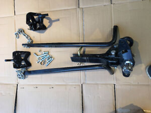 8000 lbs Reese Weight Distribution Hitch with 2 5/8 in ball
