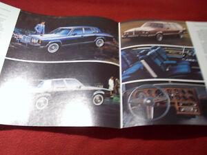 1982 Grand LeMans sales folder Peterborough Peterborough Area image 2