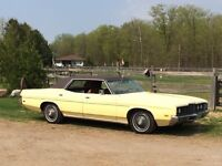 1972 Ford Galaxie 500 - NEW PRICE $3900 --