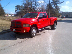 2003 Dodge Power Ram 3500, Dually --Diesel