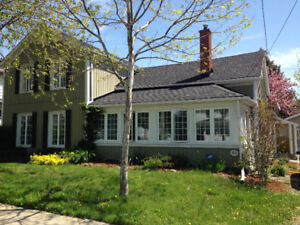 BEAUTIFUL CHARACTER HOME WITH DETACHED GARAGE