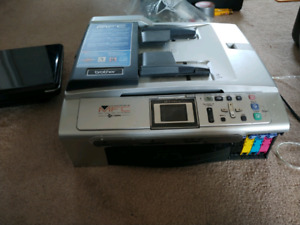 Brother printer fax and scanner