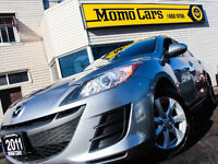 '11 Mazda 3 (Holly) GS iSport! Alloys+PwrPkg+A/C!! ONLY $81/Pmts