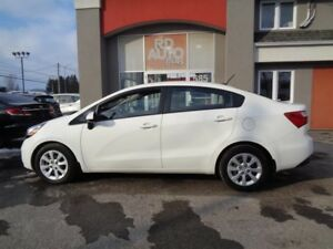 Kia Rio 4dr Sdn LX-+ BERLINE  AUTOMATIQUE 2014