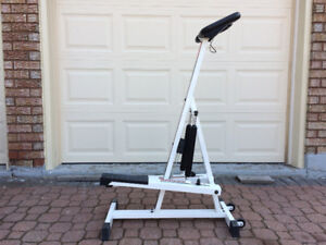 Step Machine, Exercise, Stair Master