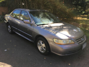 2001 Honda Accord - Parts or Repair